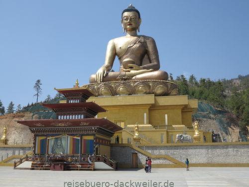 Buddha dordenma bhutan
