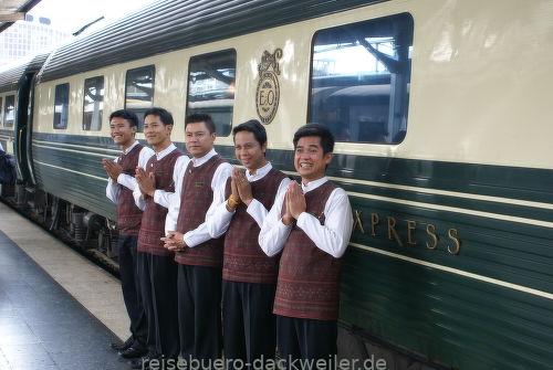 Eastern oriental express bangkok
