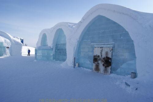 Eishotel jukkasjärvi schweden
