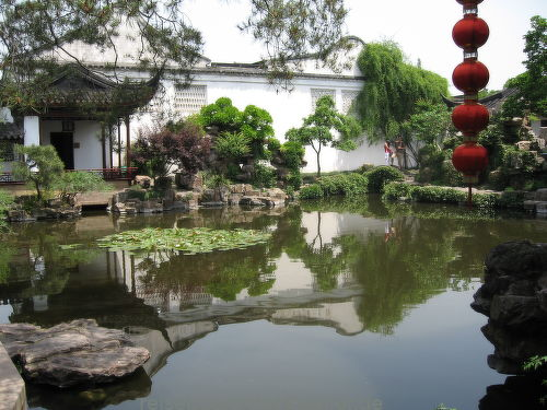 Garten suzhou china