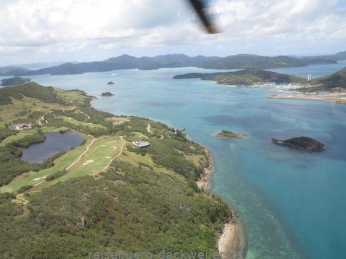 Hamilton island australien