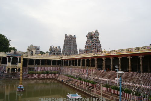 Hindu tempel indien