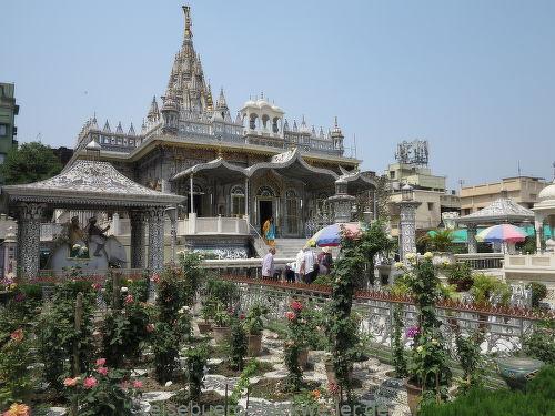 Jain tempel kalkutta