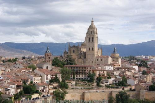 Juderia spanien