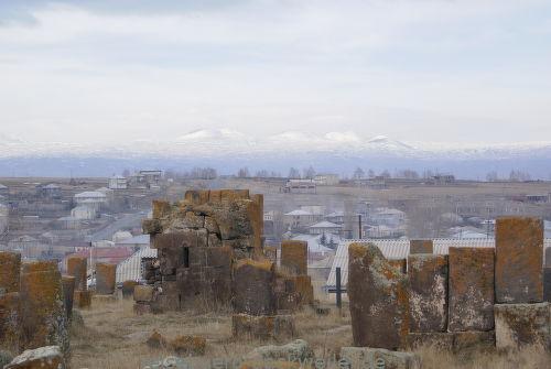 Kreuzsteine armenien