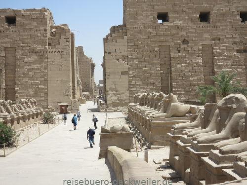 Luxor ägypten