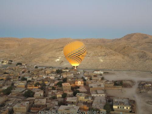 Luxor von oben