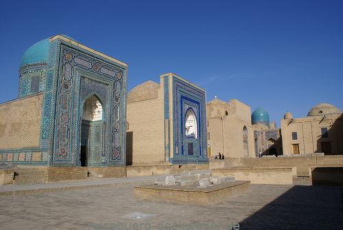 Mausoleum usbekistan