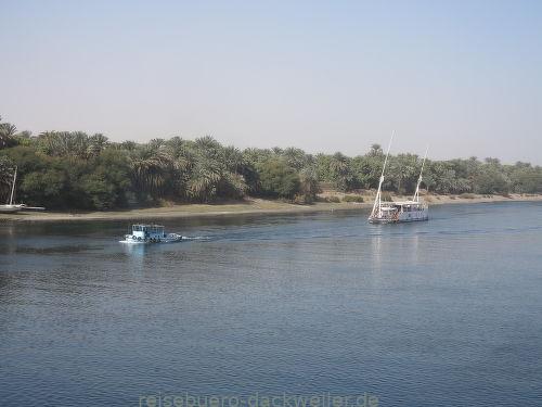 Nil landschaft