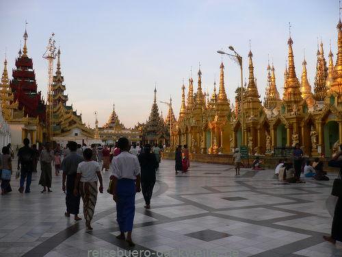 Rangoon myanmar