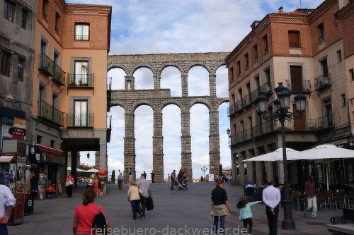 Segovia spanien