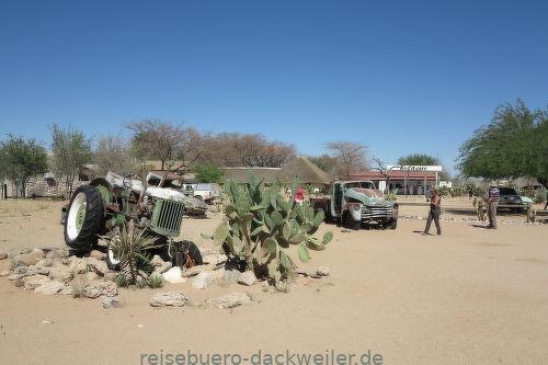 Solitair namibia