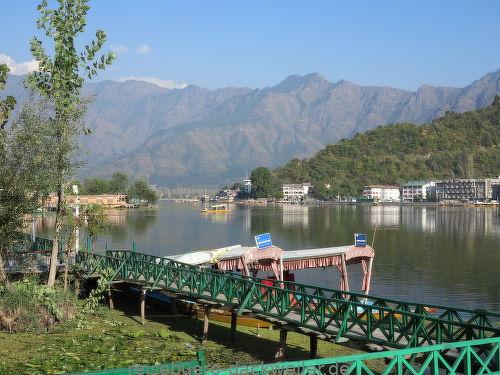 Srinagar kaschmir indien