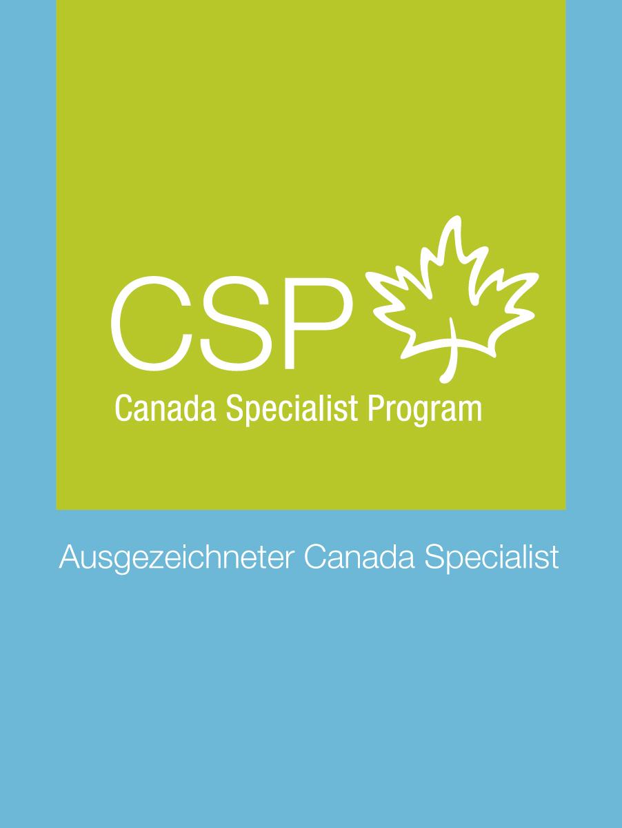 Canada Specialist Program